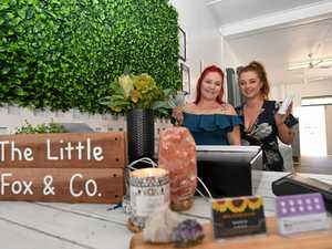 NEW BUSINESS: M'boro women take just four days to open
