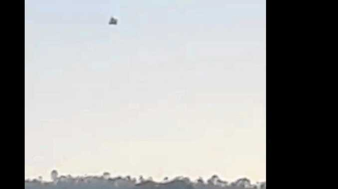 UFO sightings at CQ mine site baffle experts
