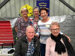 GALLERY: Seniors steal the show at Mackay Showgrounds