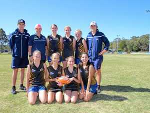 AFLW 'Battle of the Bay' successful kick off