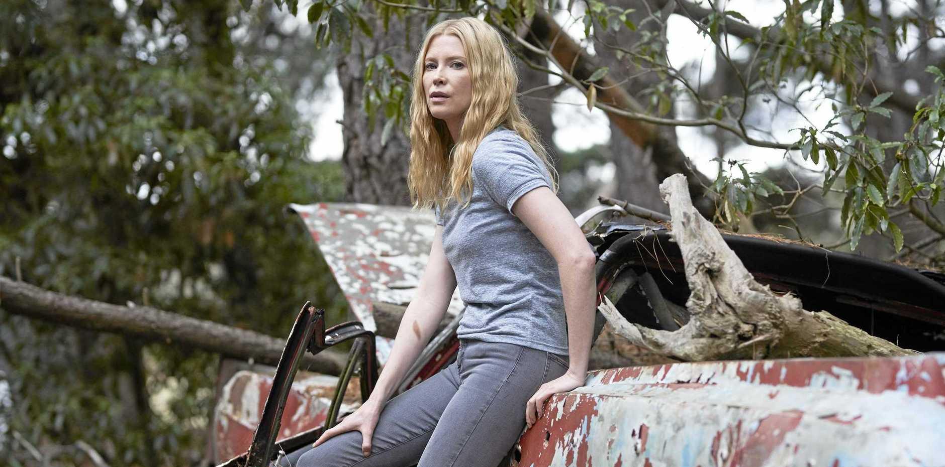 Emma Booth returns in the final season of Glitch.