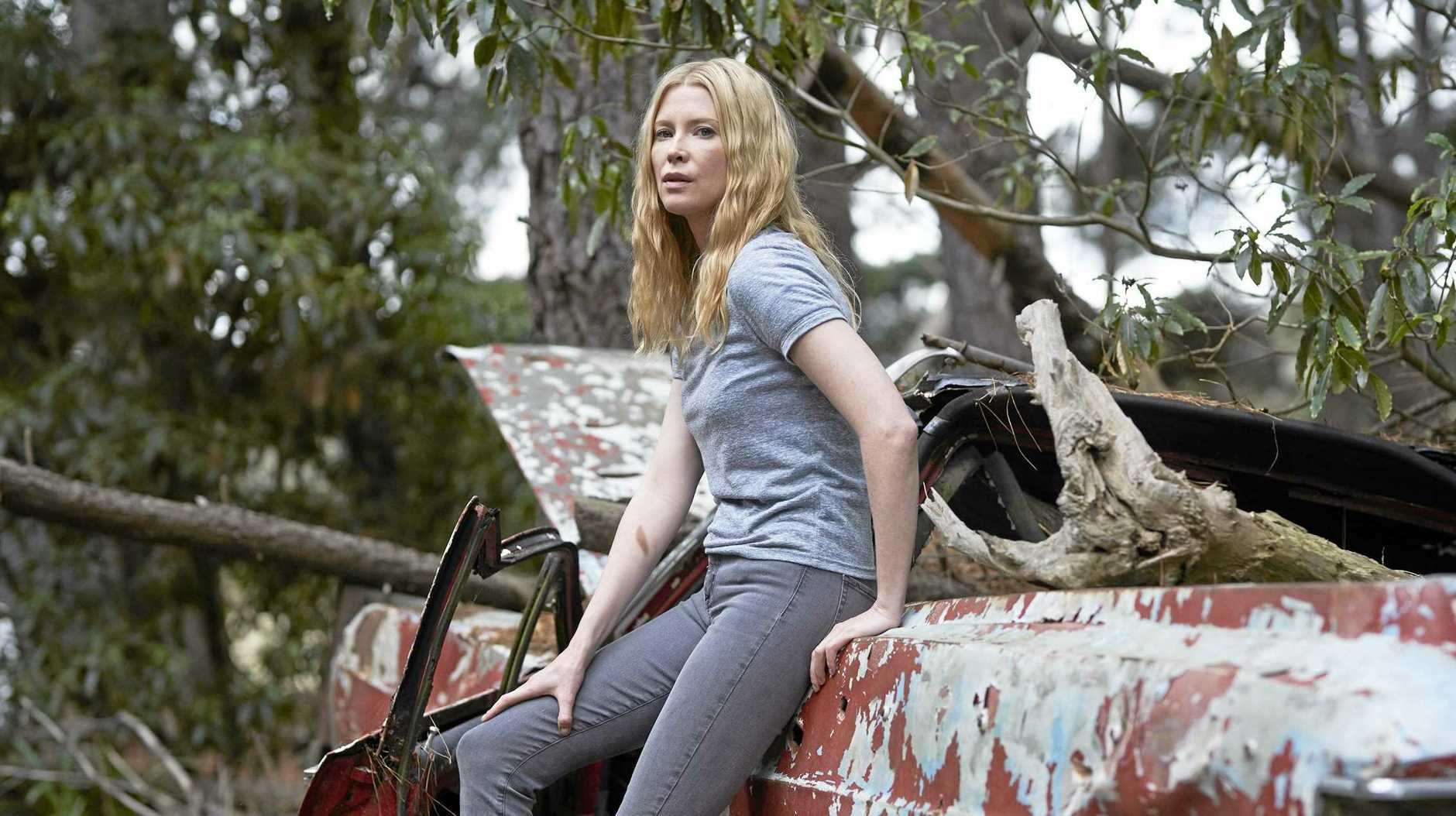 Emma Booth returns in the final season of Glitch.