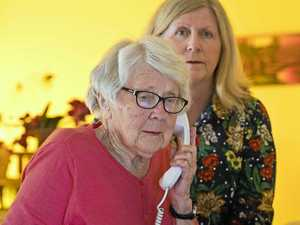 Grandmother fears vital service cut will leave her trapped