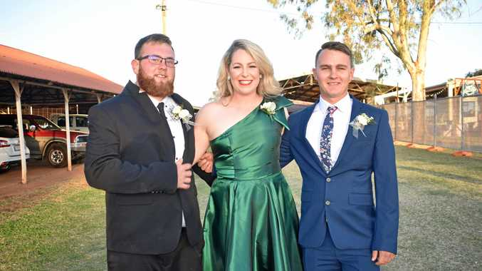 Generous Charleville raises $28K at 000 Ball