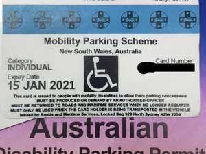 P-Plater caught with photocopied disability permit