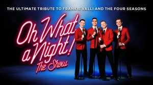 The ultimate tribute to Frankie Valli and the Four Seasons.