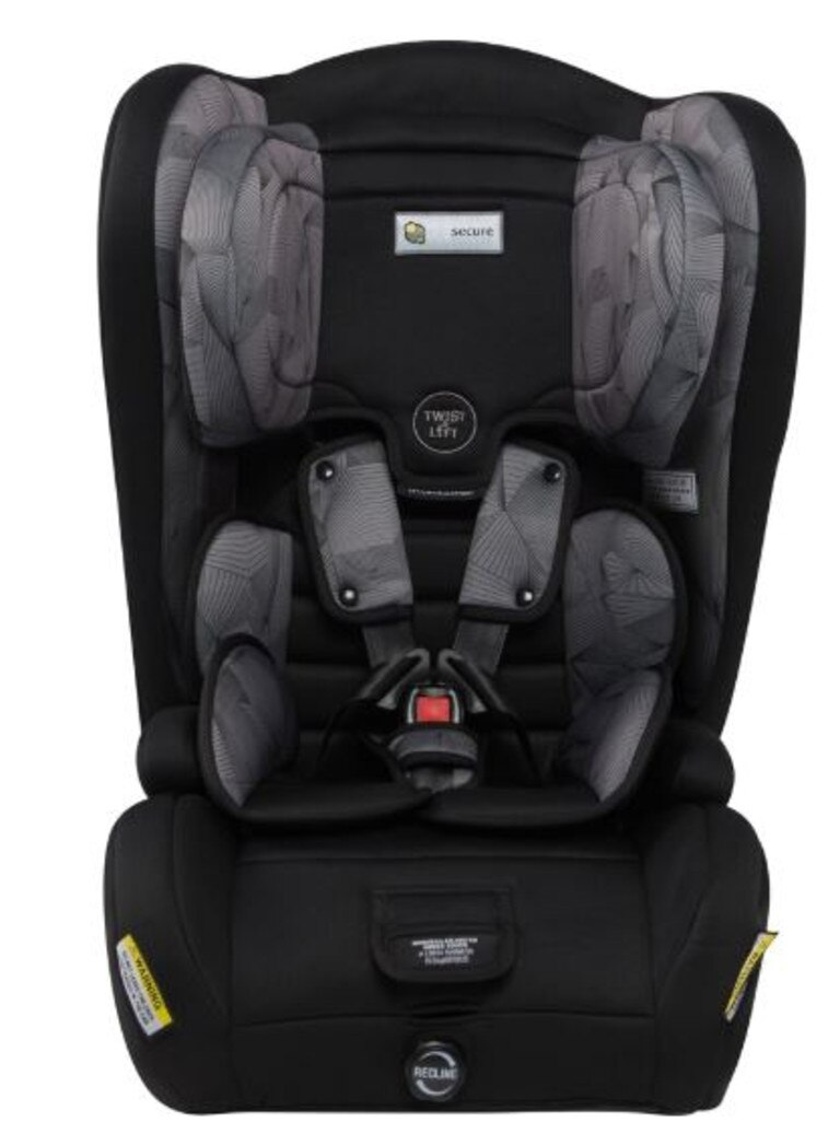 There's a bunch of car seats all below $300 up for grabs too. Picture: Supplied