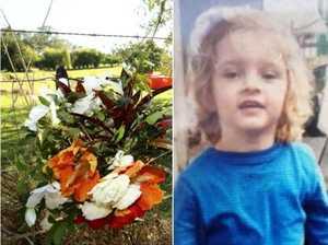 Mum's heartbreak for little girl 'loved beyond measure'