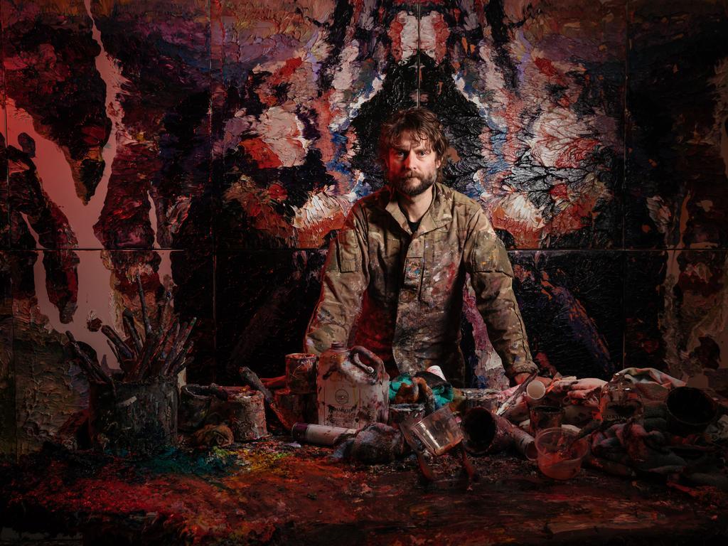 : 2011 Archibald Prize winner Ben Quilty is coming to Coffs Harbour.