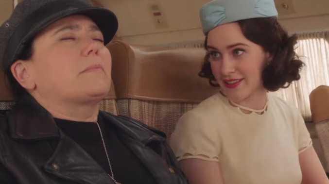 Trailer, date revealed for Mrs Maisel season three