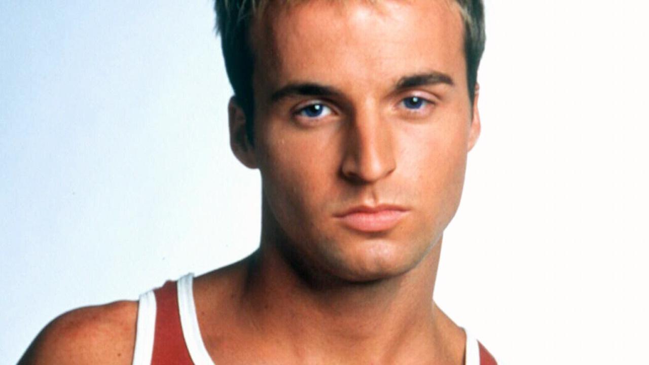 Actor Ben Unwin.