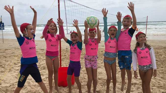 Peregian nippers prepare to make a splash