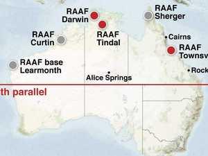Line exposes Australia's weak spot