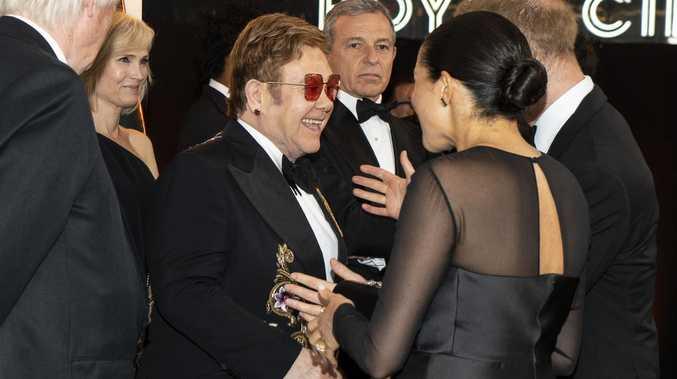 Elton's Princess Di admission