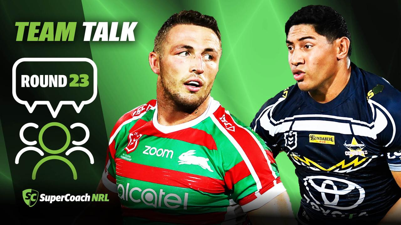 Sam Burgess and Jason Taumalolo are set to be named.