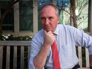 Barnaby Joyce's gobsmacking hypocrisy