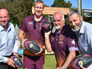 Broncos star to tackle big issues on the Sunshine Coast