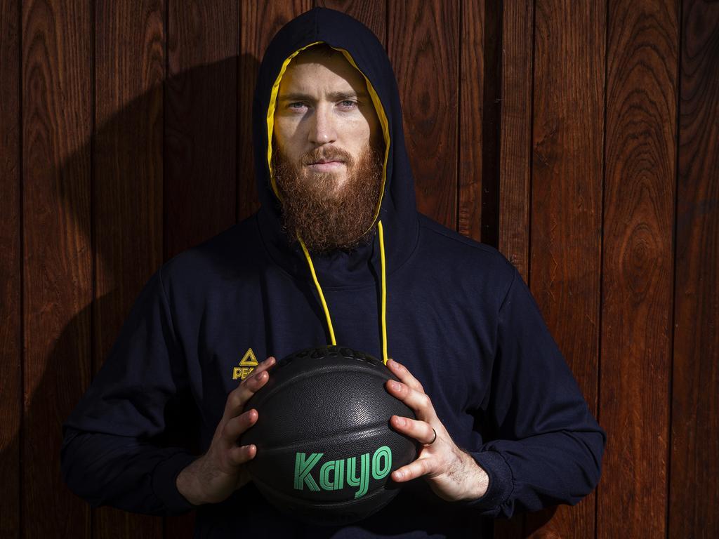 Aron Baynes is a mainstay of Australia's growing list of NBA stars.