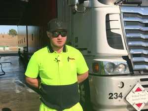 Driver trainee: Jaidyn Gray