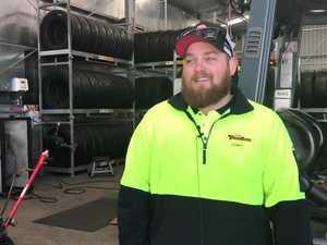 Driver trainee: Corey Luzzi