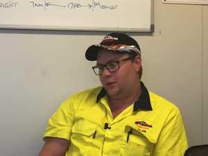 Driver trainee: Matthew Maitland