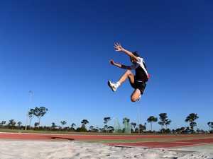 LONG JUMP: Xavier Ulbl.