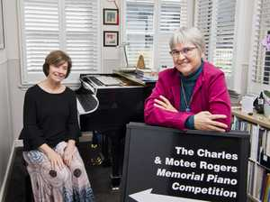 Charles & Motee Rogers Memorial Piano Competition