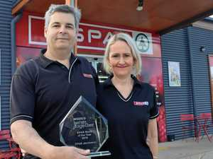 Little town store wins big at gala night