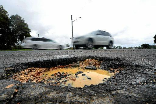 ON THE list of the most contentious topics that get people talking, South Burnett road conditions would be somewhere near the top.