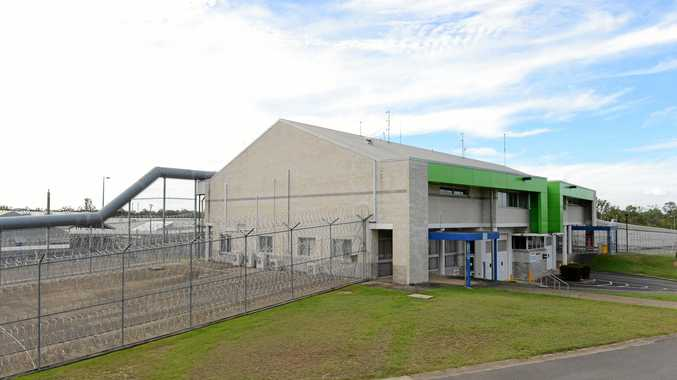 Are you finished?: belligerent Gympie prisoner goes too far