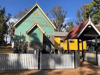 Whipbird Cafe in Coolabunia is celebrating its new look by holding a Daffodil Day fundraiser.