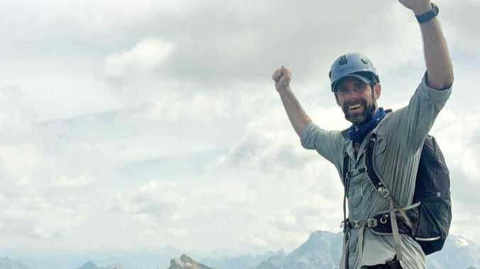 Ipswich's deaf adventurer conquers Europe's mightiest peaks
