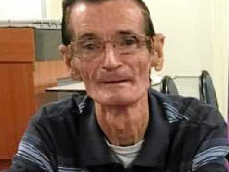 KILLED: Hit and run victim Jim Murphy, 76.
