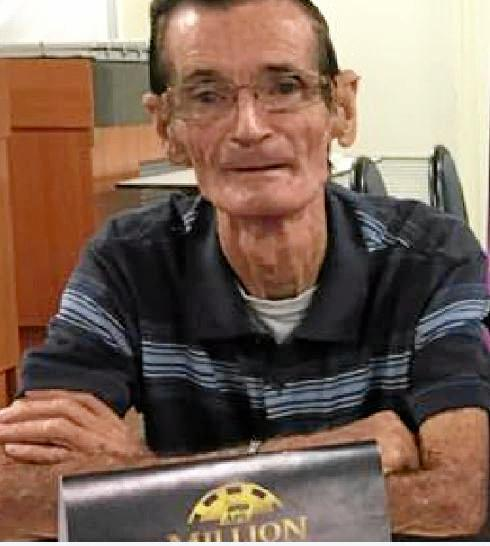 Hit and run victim Jim Murphy, 76