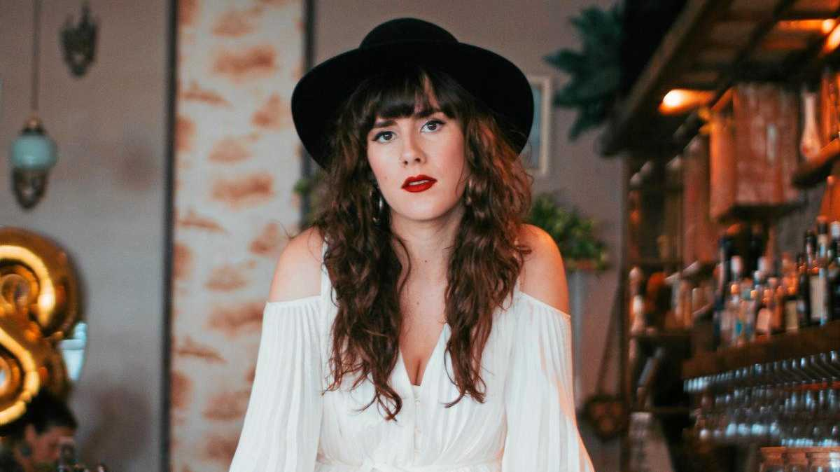 ON THE ROAD: Hayley Marsten will be an opening act for Troy Cassar-Daley at Gladstone Entertainment Convention Centre on Saturday and will return on tour next Saturday, August 31.