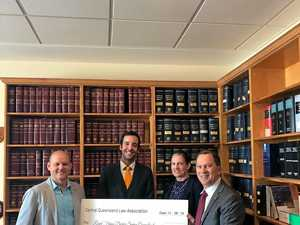Over $10k raised for flying doctors by Rocky's legal eagles