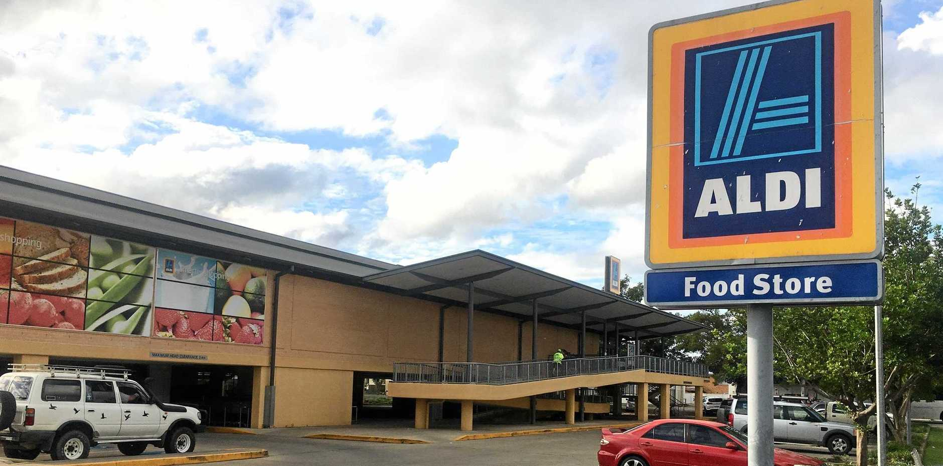 There are no immediate plans for an Aldi in Mackay.