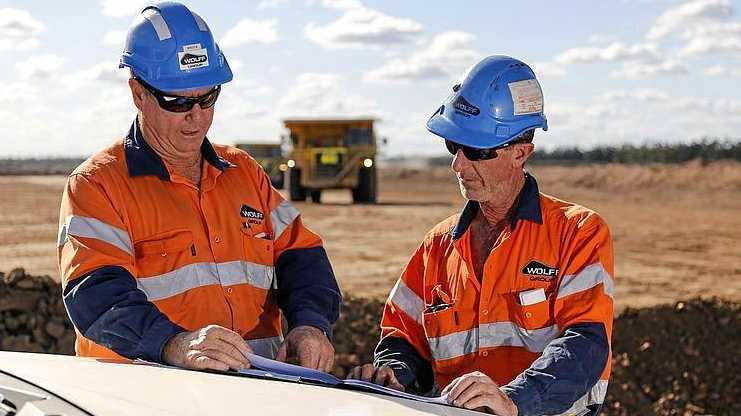 Wolff Mining will soon deploy a range of autonomous drills.