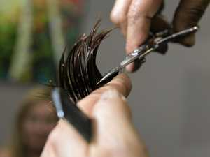 Local hairdresser's health tips for Tradies Health Month