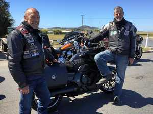 Black Dog riders accelerate rural health changes