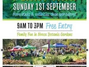 Fathers Day Plant Fair at Noosa Botanic Gardens