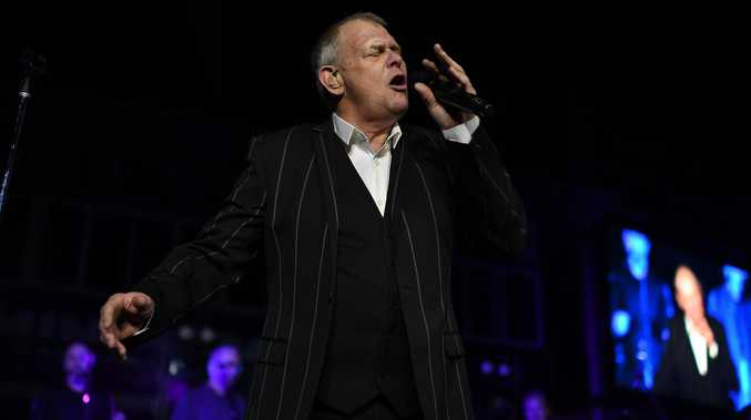 John Farnham's unexpected book plan