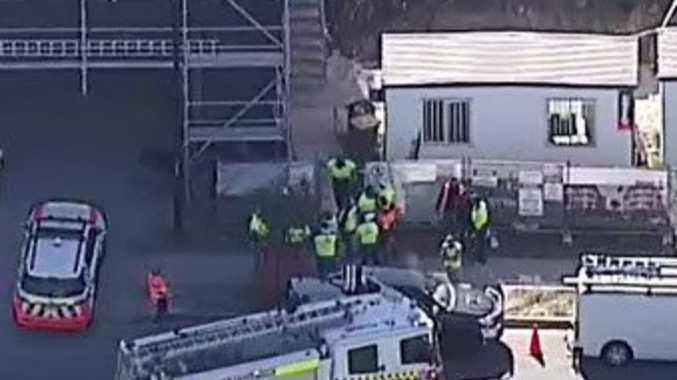 Worker dead after 'freak' building site fall