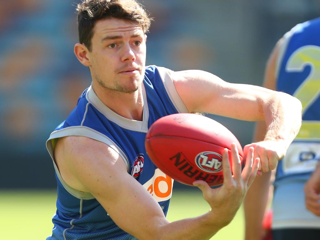 Lachie Neale has taken his game to a new level this year.