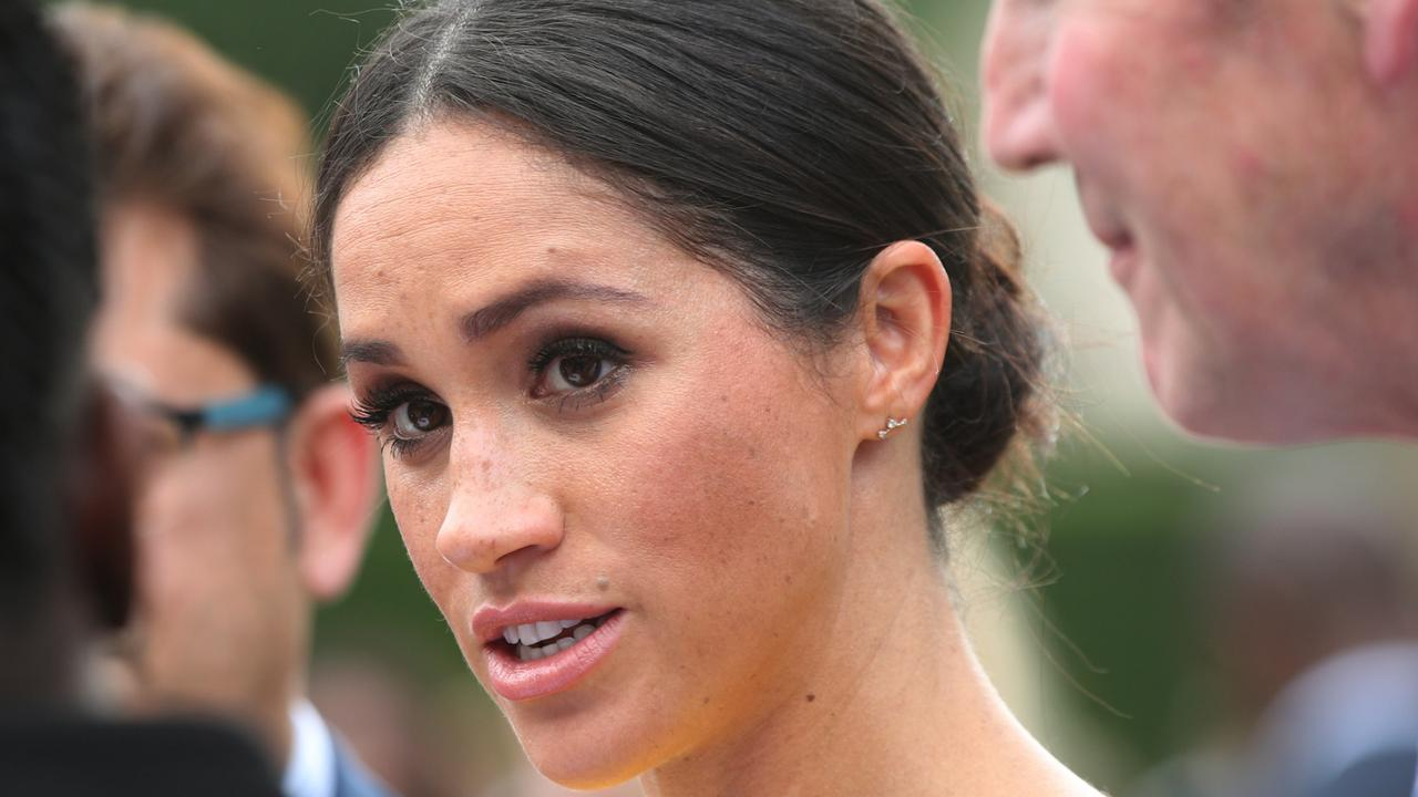 Meghan Markle. Picture: Yui Mok — WPA Pool/Getty Images.
