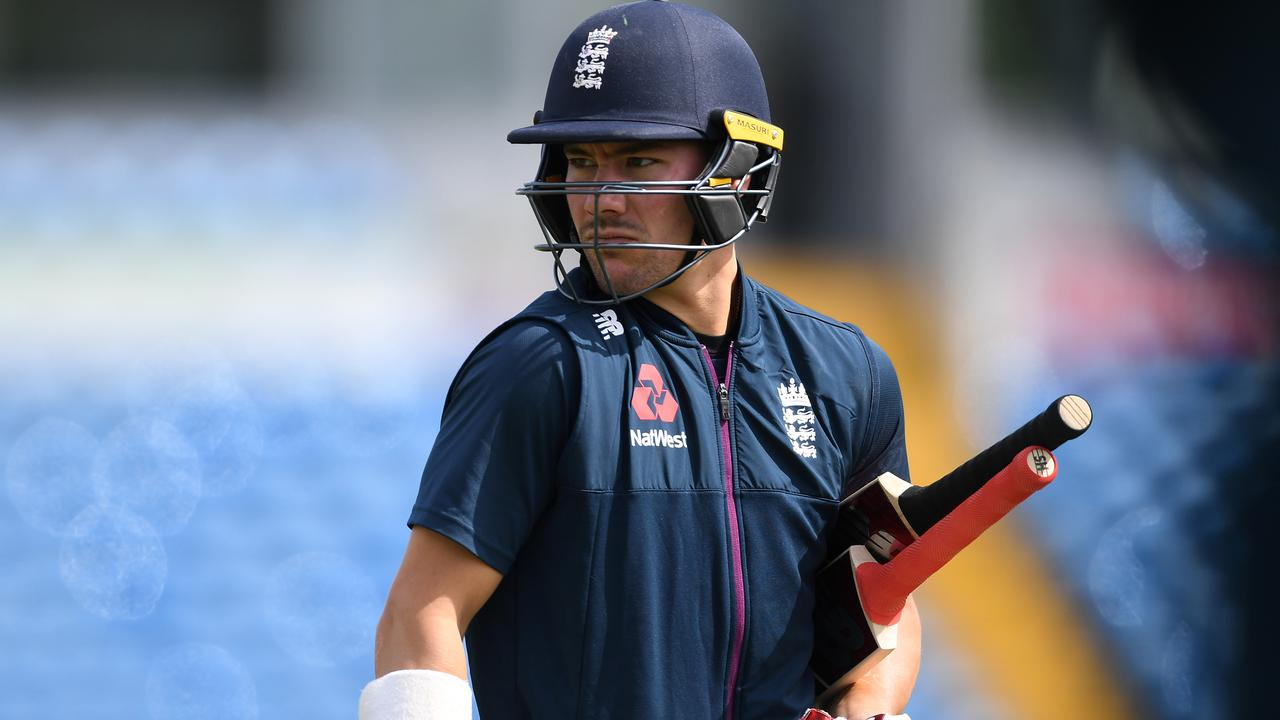 Rory Burns has enjoyed impressive returns in the two Ashes Tests.