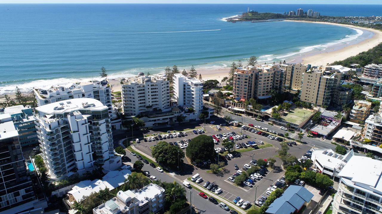 Brisbane Rd carpark build date set   Sunshine Coast Daily