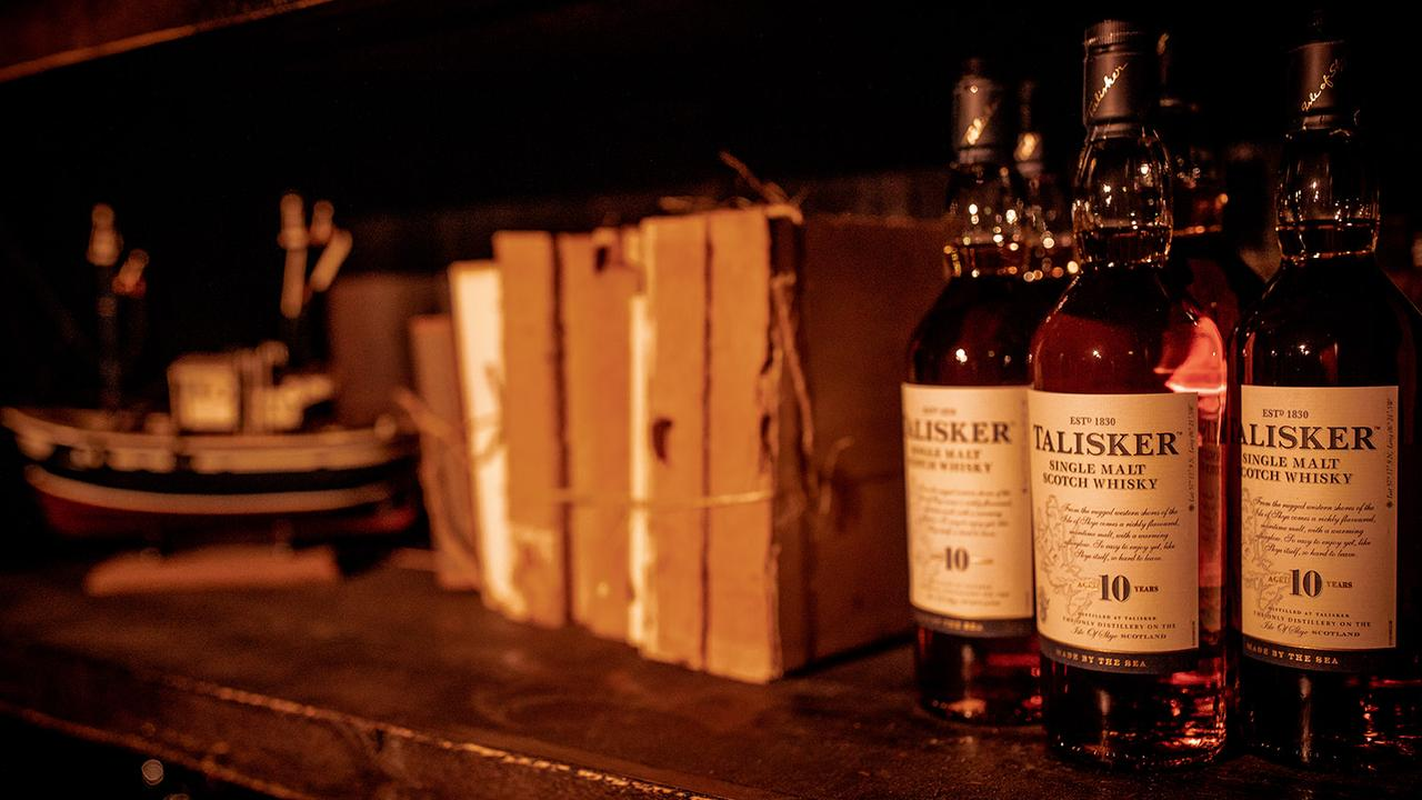 These are the biggest misconceptions about whisky. Picture: Talisker