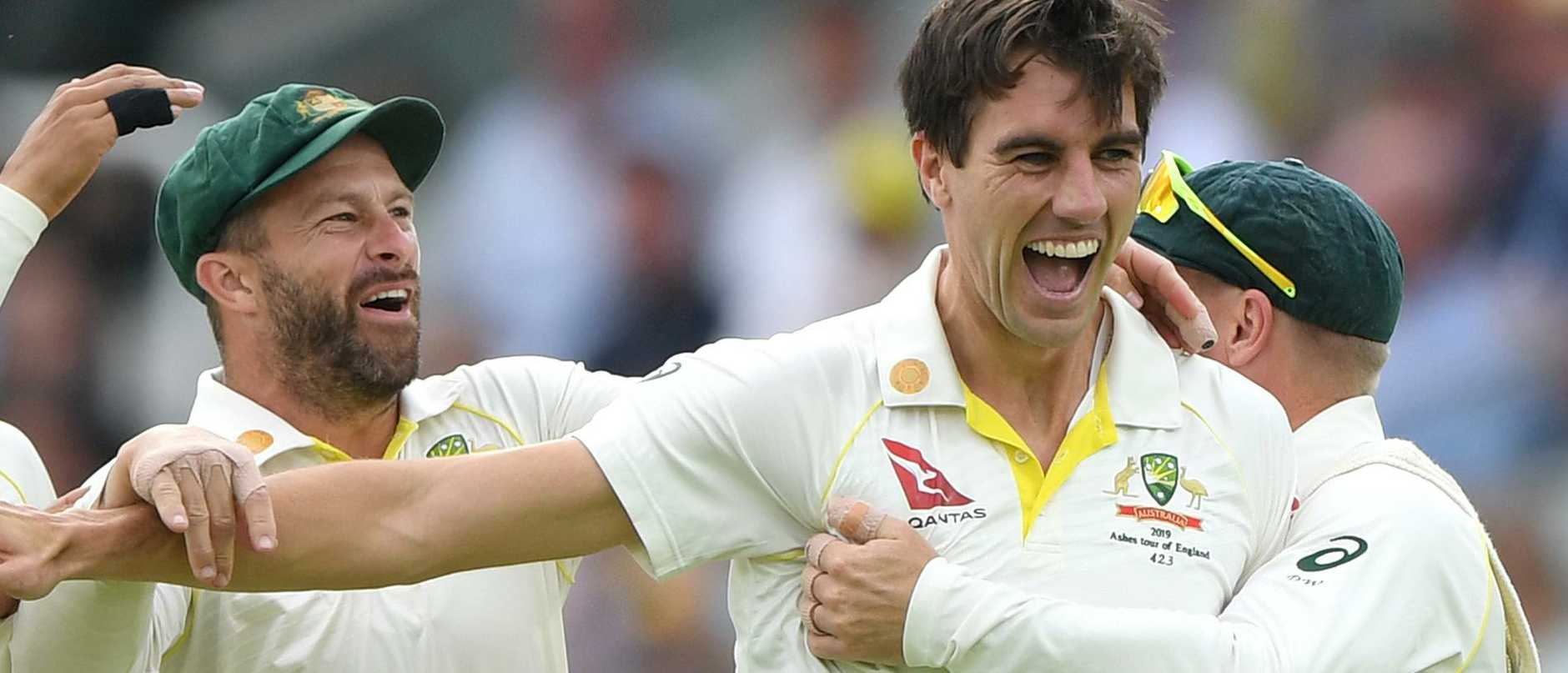 Pat Cummins has been consistently the best bowler on show this Ashes series so far.