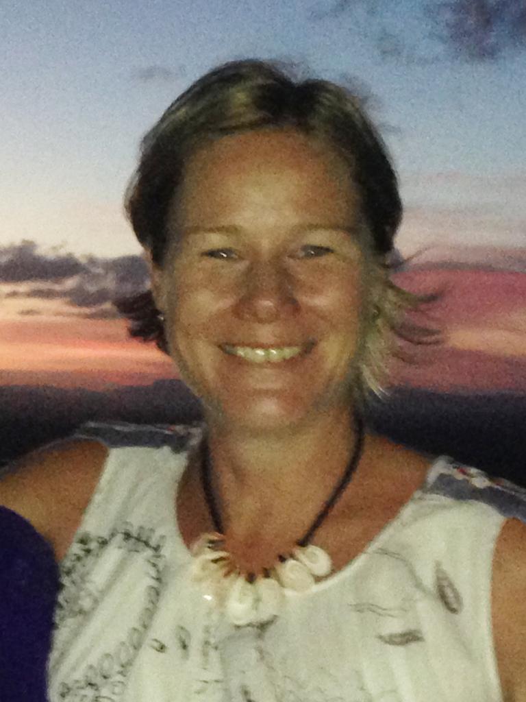 Cooktown mum Donna Steele.